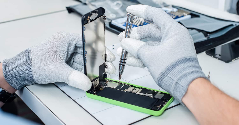 cell doc phone repair process