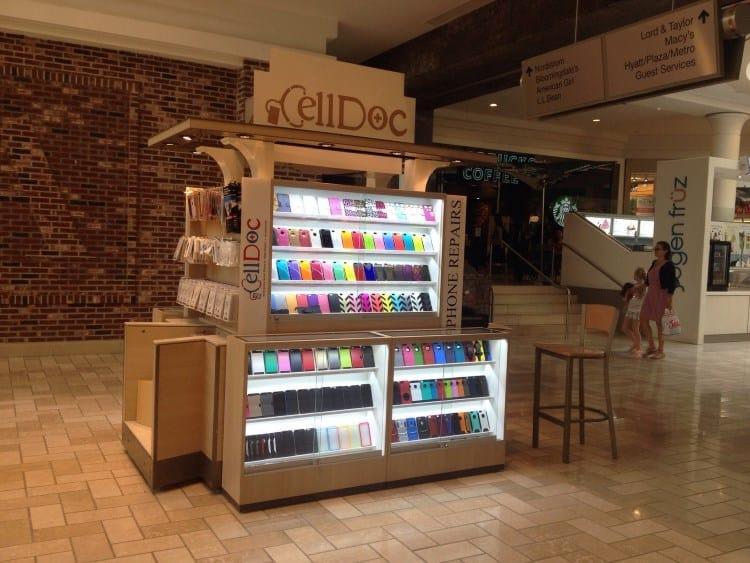Northlake Mall Cell Doc Kiosk Phone Repair