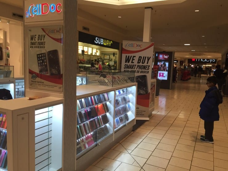 Dover Mall Smartphone Repair Shop